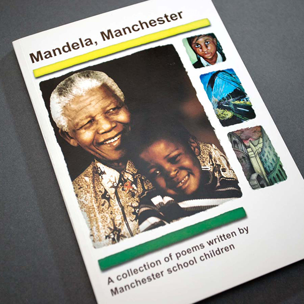 mandela manchester book photo